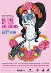 El Dia De Los Muertos. Illustration by Shannon Williamson. Artwork by Rosie Reckless.