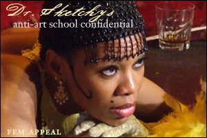 Dr. Sketchy's Anti-Art School Confidential