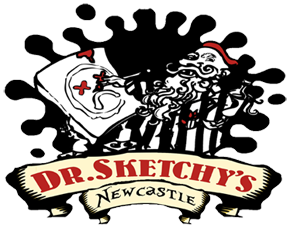 Dr. Sketchy's Newcastle