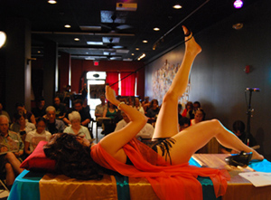 Dr. Sketchy's Baltimore