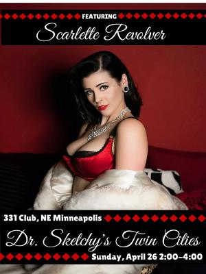 Dr. Sketchy's Twin Cities