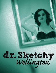 Dr. Sketchy's Wellington