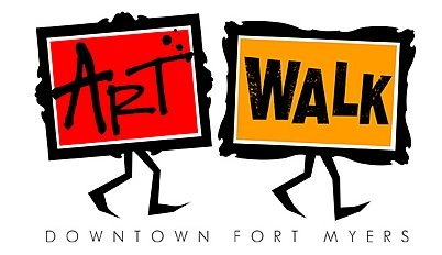 Art Walk in Downtown Fort Myers