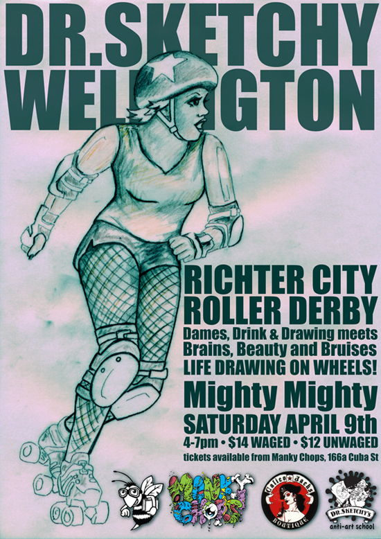 Wellington poster April 2011